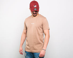 Triko New Era Essential Tee Camel