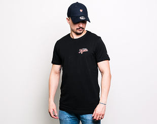 Triko New Era Detroit Tigers State Map Tee Black