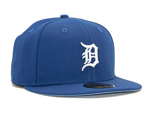 Kšiltovka New Era 59FIFTY Detroit Tigers League Essential Light Royal