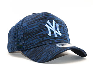 Kšiltovka New Era 9FORTY A-Frame New York Yankees Engineered Fit Navy/Blue