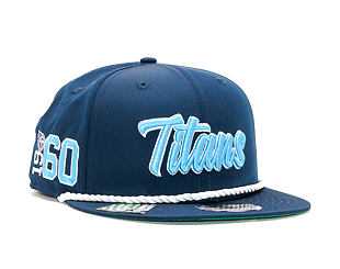 Kšiltovka New Era 9FIFTY Tennessee Titans ONF19 Sideline 1960 OTC