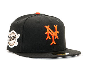 Kšiltovka New Era 59FIFTY World Series Side Patch New York Giants Cooperstown Team Color Fitted