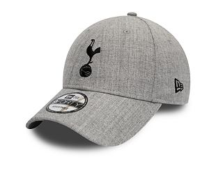 Kšiltovka New Era 9FORTY Tottenham Hotspurs Heather Gray
