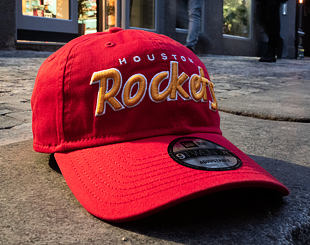 Kšiltovka New Era 9TWENTY Houston Rockets Hardwood Script OTC