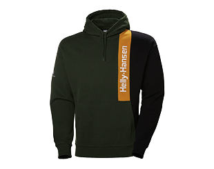 Mikina Helly Hansen Yu Blocked Hoodie 454 Mountain