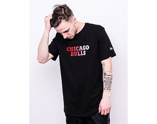 Triko New Era Chicago Bulls Gradient Wordmark
