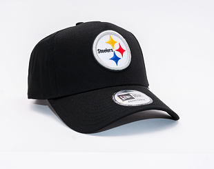 Kšiltovka New Era 9FORTY A-Frame Pittsburgh Steelers Closed Back
