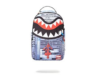 Batoh Sprayground Spider-Man Upside Down Shark