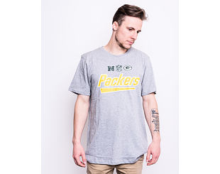 Triko New Era Green Bay Packers Wordmark Tee