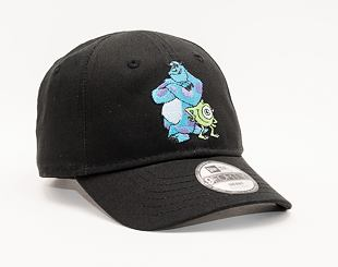 Kšiltovka New Era 9FORTY Kids  Disney Character Face Monsters Inc Black