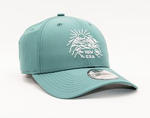 Kšiltovka New Era 9FORTY Outdoors Pine Needle Green