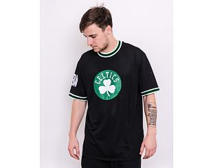 Triko New Era NBA Oversized Applique Tee Boston Celtics Black