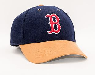 Kšiltovka 47 Brand Boston Red Sox Willowbrook MVP Navy/Brown