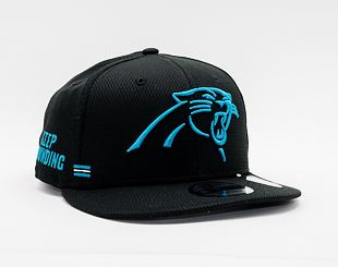 Kšiltovka New Era 9FIFTY NFL20 Sideline Home Carolina Panthers Snapback Team Color