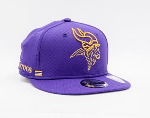 Kšiltovka New Era 9FIFTY NFL20 Sideline Home Minnesota Vikings Snapback CR / Team Color