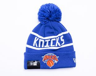 Kulich New Era NBA Team Jake Bobble Cuff Knit New York Knicks