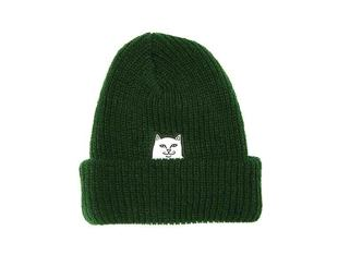 Kulich RIP N DIP Lord Nermal Ribbed Beanie Hunter Green