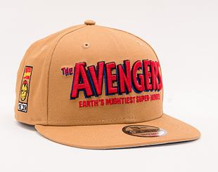 Kšiltovka NEW ERA 9FIFTY 80th lt The Avengers