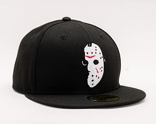 Kšiltovka NEW ERA 59FIFTY Friday 13th Black