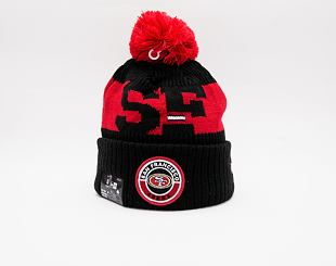 Kulich New Era NFL 20 On Field Sport Knit San Francisco 49ers Team Color