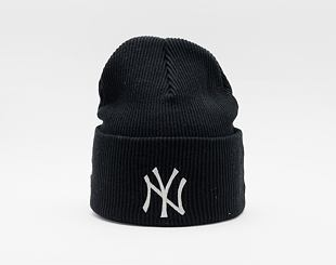 Kulich New Era MLB Wordmark Cuff Knit New York Yankees Black
