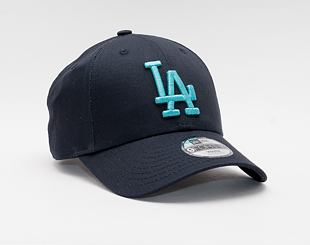 Dětská Kšiltovka New Era 9FORTY Kids MLB The League Essential Los Angeles Dodgers Strapback Navy