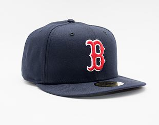 Kšiltovka New Era 59FIFTY MLB Authentic Performance Boston Red Sox Fitted Team Color