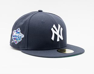 Kšiltovka New Era 59FIFTY MLB World Series Side Patch New York Yankees Fitted Team Color