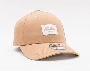 Kšiltovka New Era 9FORTY Color Essential  Strapback Wheat / Optic White