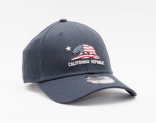 Kšiltovka New Era 9FORTY Cali  Strapback Navy