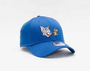 Kšiltovka New Era 9FORTY Kids film Character Tom & Jerry Snapback Blue Azure