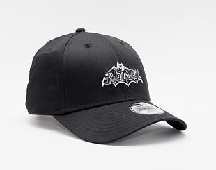 Kšiltovka New Era 9FORTY Kids Character Infill Batman Strapback Black