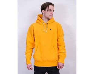 Mikina Champion Hooded Sweatshirt 214675 ZNN Yellow