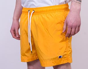 Kraťasy Champion Beach Short 214453 ZNN Yellow