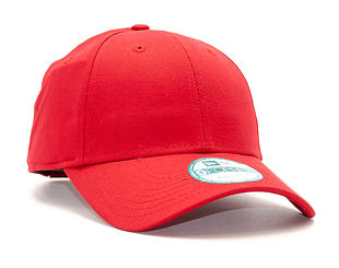 Kšiltovka New Era Flag Collection Scarlet/White Strapback