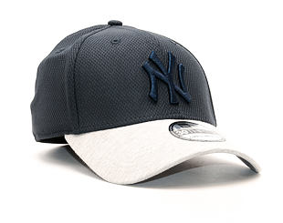 Kšiltovka New Era Diamond Era New York Yankees 39THIRTY Navy/Grey