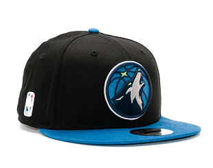 Kšiltovka New Era Team Minnesota Timberwolves Official Team Colors 9FIFTY Snapback