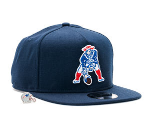Kšiltovka New Era Character Pin New England Patriots 9FIFTY Official Team Colors Snapback