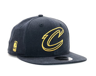 Kšiltovka New Era Chainstitch Cleveland Cavaliers 9FIFTY Navy Snapback
