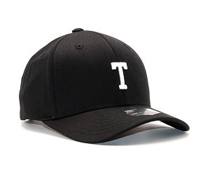 Kšiltovka State of WOW Tango SC9201-990T Baseball Cap Crown 2 Black/White Strapback