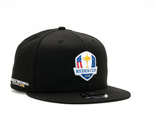 Kšiltovka New Era  Pga Ryder Cup Essential 9FIFTY Snapback Black
