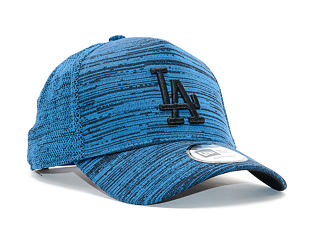 Kšiltovka New Era A Frame Engineered Fit Los Angeles Dodgers 9FORTY AFRAME Light Royal/Black Snapbac