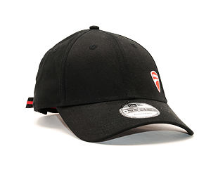 Kšiltovka New Era 9FORTY FA 18 Flawless Logo Ducati Black Strapback