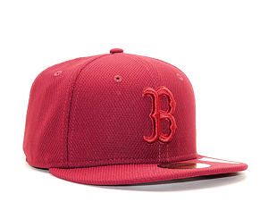 Kšiltovka New Era 59FIFTY Boston Red Sox Diamond Era Cardinal