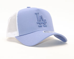 Dámská Kšiltovka New Era 9FORTY A-Frame Trucker Los Angeles Dodgers Essential Purple/White