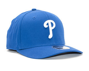 Kšiltovka New Era 9FIFTY Philadelphia Phillies Stretch Snap Light Royal/White