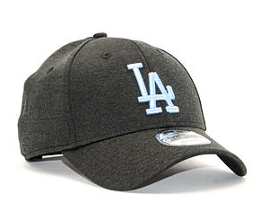Kšiltovka New Era 9FORTY Los Angeles Dodgers Shadow Tech Black