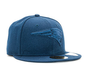 Kšiltovka New Era 59FIFTY New England Patriots Tonal Official Team Color