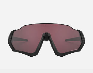Brýle Oakley Flight Jacket Matte Black/Prizm Black