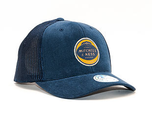 Kšiltovka Mitchell & Ness INTL452 115 Year Patch Navy